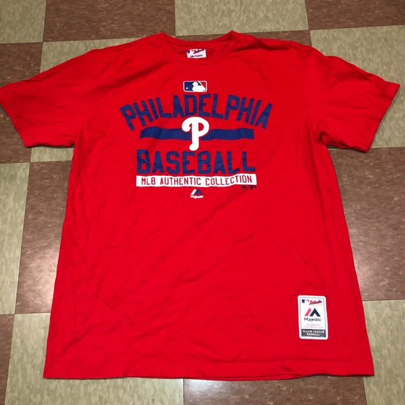 MLB Other - Mlb Philadelphia Phillies baseball T-shirt xl
